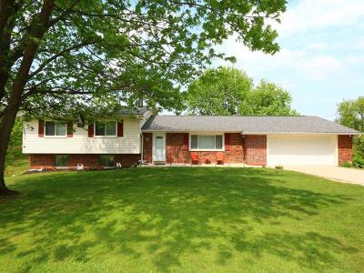 Bright Single Family Home For Sale: 22887 Salt Fork Road