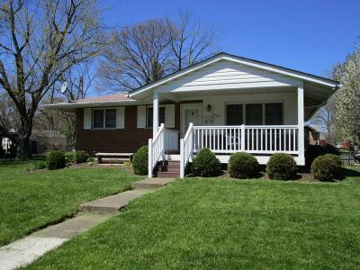 Sharonville Single Family Home For Sale: 10734 Lemarie Drive