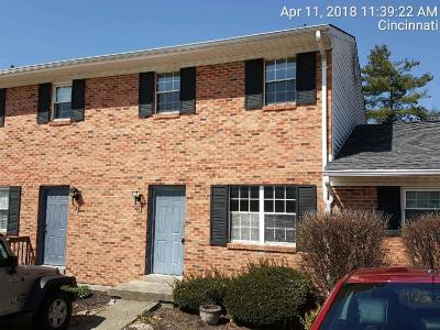 Delhi Twp Condo/Townhouse For Sale: 929 Villa View Court