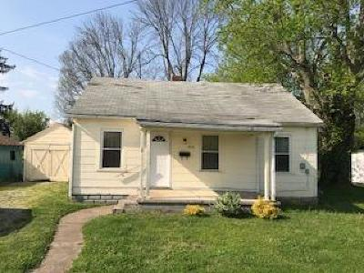 West Union OH Single Family Home For Sale: $39,500