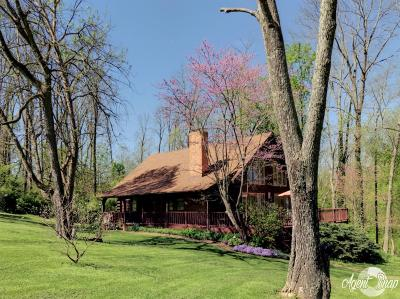 Brookville Single Family Home For Sale: 7000 Holland Road S