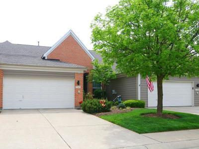 Mason Condo/Townhouse For Sale: 7141 Scarlet Oak Court