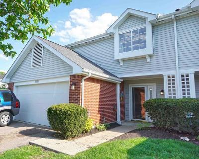 Mason Condo/Townhouse For Sale: 5284 Bay Pointe Drive
