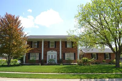 Fairfield Single Family Home For Sale: 5734 Genevieve Place