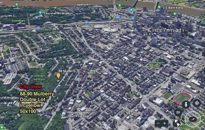 Cincinnati Residential Lots & Land For Sale: 88 Mulberry Street