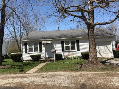 Adams County, Brown County, Clinton County, Highland County Single Family Home For Sale: 481 Florence Avenue