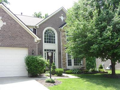 Hamilton Single Family Home For Sale: 1797 Amberwood Way