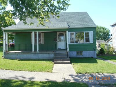 Hamilton Single Family Home For Sale: 1831 Grand Boulevard