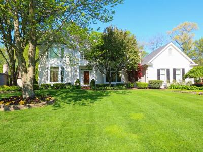 Montgomery Single Family Home For Sale: 7775 Hartford Hill Lane