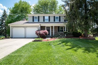 West Chester Single Family Home For Sale: 7291 Prince Wilbert Way