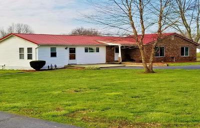 Meigs Twp OH Single Family Home For Sale: $114,000