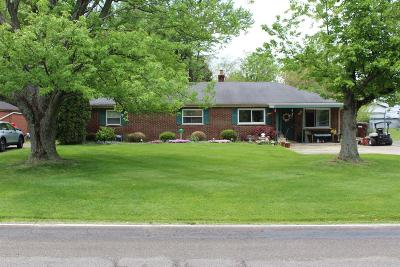 West Chester Single Family Home For Sale: 8627 Butler Warren Road
