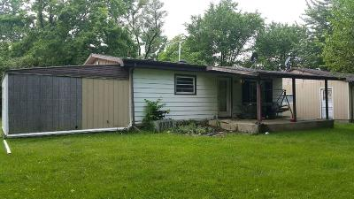 Liberty Twp Single Family Home For Sale: 5770 Horseshoe Bend Road