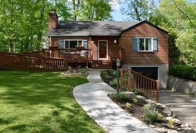 Cincinnati Single Family Home For Sale: 6270 Dawes Lane