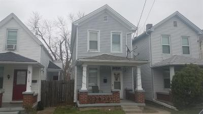 Hamilton Single Family Home For Sale: 716 Franklin Street