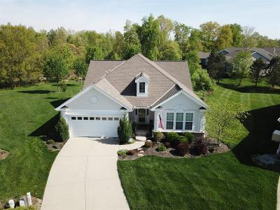 Hamilton Single Family Home For Sale: 6250 Owlridge Circle