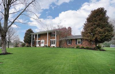 Mason Single Family Home For Sale: 5310 Branch Creek Circle