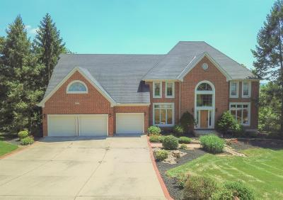 West Chester Single Family Home For Sale: 8430 Deer Path