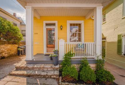 Cincinnati Single Family Home For Sale: 1109 Fuller Street