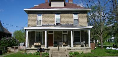 Preble County Multi Family Home For Sale: 117 Eaton Street