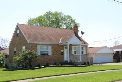 Colerain Twp Single Family Home For Sale: 7488 Barjo Lane