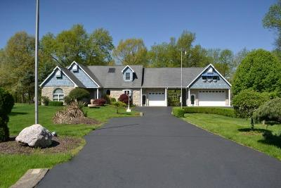 Brown County Single Family Home For Sale: 19 Horse Shoe Cove