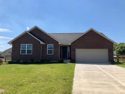 Single Family Home For Sale: 295 Rachel Lane