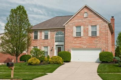 Single Family Home For Sale: 7892 Golden Meadow Drive