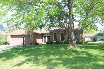 Blue Ash Single Family Home For Sale: 4430 Boardwalk Court