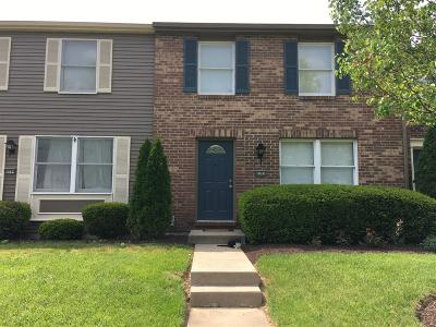 West Chester Condo/Townhouse For Sale: 8101 Mill Creek Circle