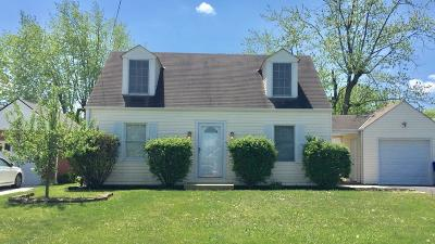 Hamilton Single Family Home For Sale: 1124 Millville Avenue