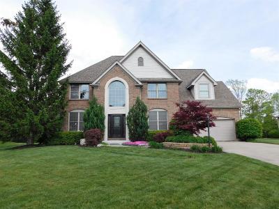 Liberty Twp Single Family Home For Sale: 7050 Ashview Lane
