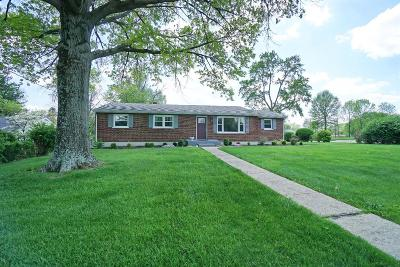 Butler County Single Family Home For Sale: 4716 Creekview Drive
