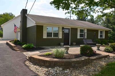 Hamilton Single Family Home For Sale: 3301 McIntire Road