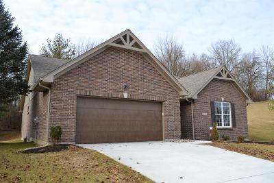 Fairfield Single Family Home For Sale: 6018 Monastery Drive