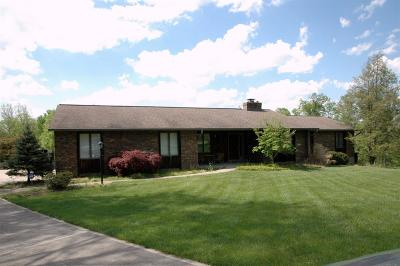 Colerain Twp Single Family Home For Sale: 6586 Springdale Road