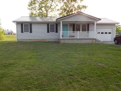 Meigs Twp OH Single Family Home For Sale: $95,000