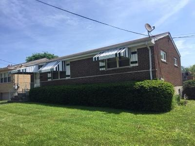 Colerain Twp Single Family Home For Sale: 8300 Coghill Lane