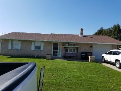 Preble County Single Family Home For Sale: 206 Broadview Avenue