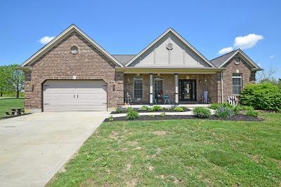 Lawrenceburg Single Family Home For Sale: 23121 Salt Fork Road