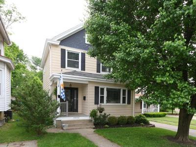 Cincinnati Single Family Home For Sale: 2832 Linwood Avenue