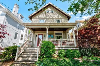 Cincinnati Single Family Home For Sale: 3512 Monteith Avenue