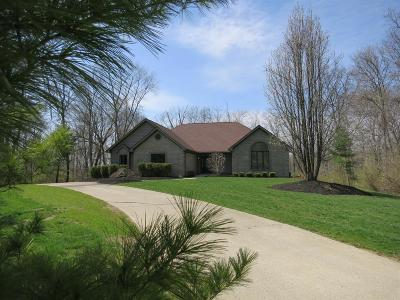 Clermont County Single Family Home For Sale: 3921 Nicklaus Court