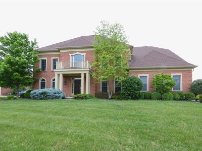 Warren County Single Family Home For Sale: 4064 Village Ridge Drive