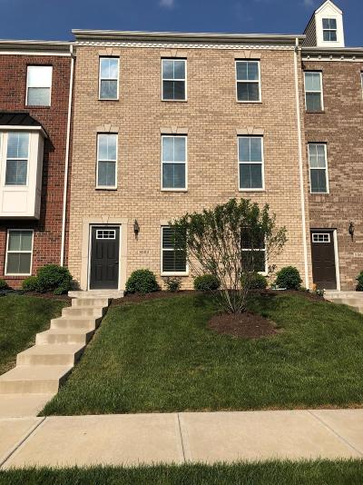 West Chester Condo/Townhouse For Sale: 9562 Cobblestone Walk
