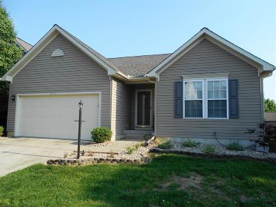 Hamilton Single Family Home For Sale: 245 Bannock Drive