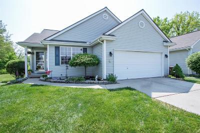 Mason Single Family Home For Sale: 5114 Concord Hills Circle