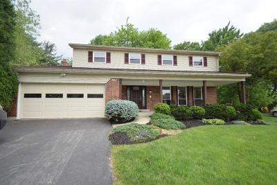 Montgomery Single Family Home For Sale: 9865 Belleford Court
