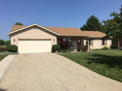 Liberty Twp Single Family Home For Sale: 6394 Sharps Ridge Court