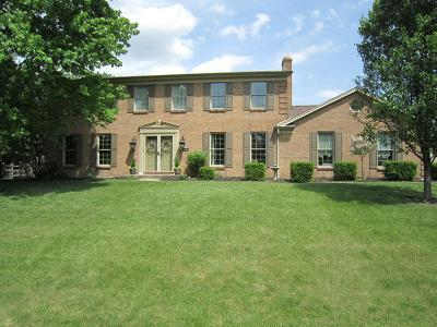 West Chester Single Family Home For Sale: 7170 Kirkcaldy Drive